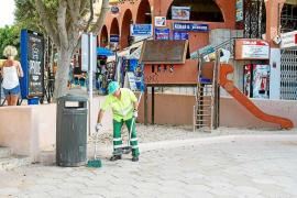 La limpieza y recogida de basuras de Vila costará 1,5 millones durante el verano
