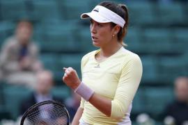 Muguruza se planta con autoridad en semifinales de Roland Garros