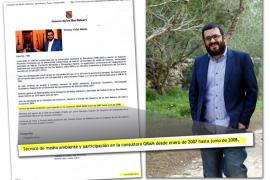 El conseller Vidal adjudica contratos a una consultora de la que fue su asesor