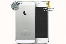 Detenida una joven por robar móviles de alta gama en Sant Antoni