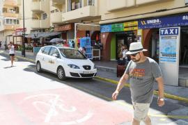 El Consell d'Eivissa dice que los taxis estacionales no se han retrasado por culpa de la ITV