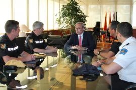 El Consell acogerá en sa Coma una dotación fija de militares de la UME