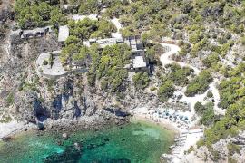 El PP pide el derribo de la ruina de Cala d'en Serra con los fondos de la ecotasa
