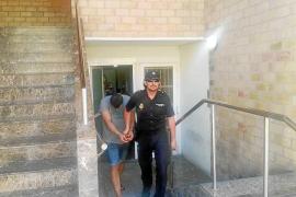 Prisión para dos de los cuatro detenidos por el robo de seis relojes de lujo en Eivissa