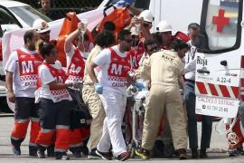 Muere Luis Salom tras un fatídico accidente en Montmeló