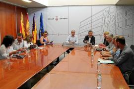 APB asegura que no habrá usos comerciales en es Martell ni en la estación de Formentera en Vila