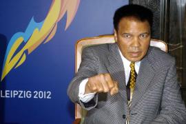 Fallece Mohamed Alí