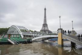 Cuatro muertos y 24 heridos desde el inicio de las inundaciones en Francia