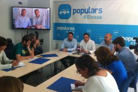 El PP invertirá 6.500 euros en la campaña electoral, un 30% menos que en los comicios de diciembre