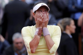 Muguruza logra su primer Grand Slam en Roland Garros tras vencer a Williams