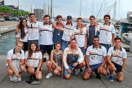 El Club Nàutic Sant Antoni, primero en el medallero