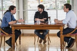 Rivera a Iglesias: «Te sale la cal viva»