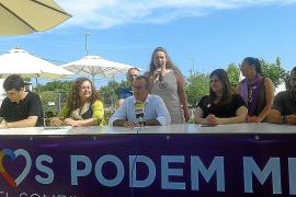 Units Podem Més presentan candidatos con el reto de llegar a los 5 representantes