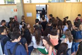 Más de 4.200 estudiantes de Balears se examinan a partir de este martes de la selectividad