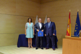 El Club Nàutic Sant Antoni recibe la 'Q' de calidad turística