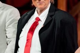 Meryl Streep parodia a Donald Trump y muestra su apoyo a Hillary Clinton