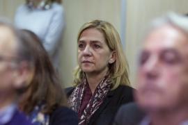 La Infanta no generó rendimientos de trabajo en Aizoon, según inspectores de Hacienda
