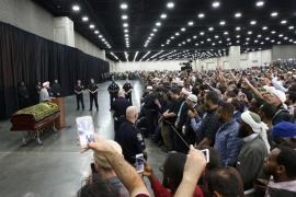 Miles de personas se congregan en Louisville para dar el último adiós a Muhammad Ali