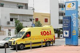 El 061 refuerza las urgencias de Santa Eulària con una UVI móvil por el aumento de población