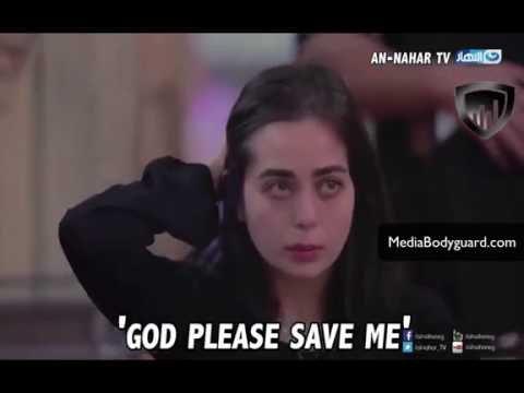 Una actriz egipcia, víctima de una broma muy pesada
