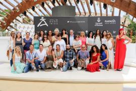 Las top internacionales Clara Alonso y Sheila Márquez destacan la importancia de la moda Adlib para Ibiza