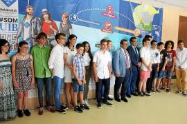 La UIB premia el esfuerzo y la excelencia de los alumnos pitiusos