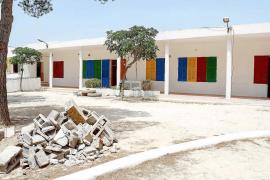 Una treintena de peticiones de plaza para el nuevo colegio de Ses Planes