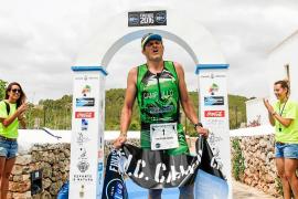 Campillo repite éxito en el 'half' triatlón