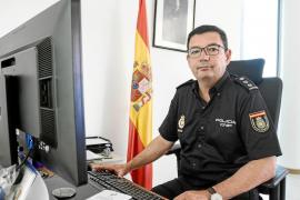 José Luis Garau: «La buena inercia se mantiene y los datos de delincuencia han bajado 4 ó 5 puntos»