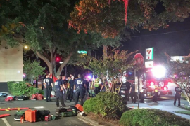 El tiroteo en un club nocturno de Orlando deja al menos 50 muertos y 53 heridos