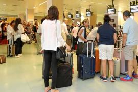 El Aeropuerto de Ibiza cierra el mes de mayo con un 20,8% más de pasajeros