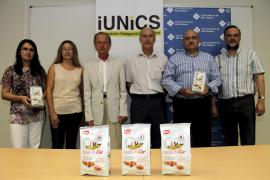 Investigadores de UIB y Quely elaboran una galleta que previene enfermedades