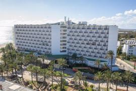 Caída mortal en un hotel de Platja den Bossa