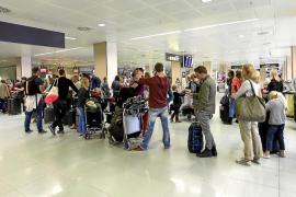 El aeropuerto registró en mayo 770.800 pasajeros, un 20,8% más que hace un año