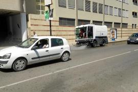 Valoriza se estrena con una limpieza intensiva en diferentes zonas de Vila