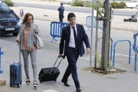 El fiscal corrige al alza la petición de pena para Coghen: 5 años y 3 meses