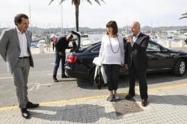 Armengol acusa al Gobierno de anteponer la campaña electoral a la seguridad de Balears