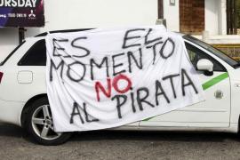 Sant Josep denuncia a siete taxis pirata tras varias inspecciones en el aeropuerto