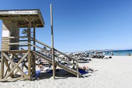 Sant Josep culpa de que no haya socorristas en sus playas a la falta de personal y de vivienda
