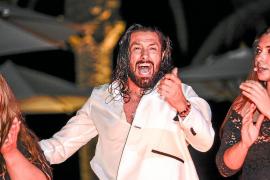 Rafael Amargo triunfa en Destino Pacha Ibiza