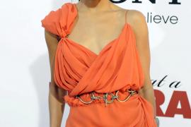 Zoe Saldana, la mujer mejor vestida