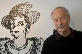 El novelista estadounidense Richard Ford, Premio Princesa de Asturias de las Letras