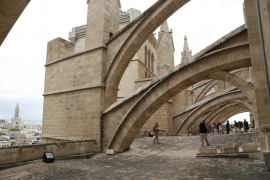 terraza de la Seu, Catedral de Palma