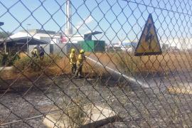 Detenido un hombre por originar presuntamente un incendio en las proximidades de Gesa