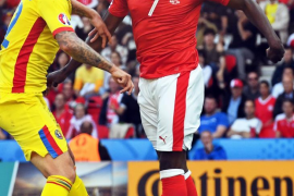 Suiza empata ante Rumanía y se acerca a la clasificación