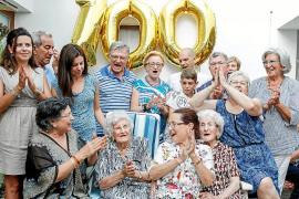 Leo Bella cumple 100 años