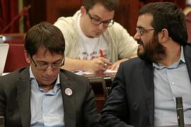 El PP reclama todos los contratos menores firmados por Vidal y Pons