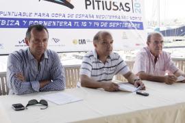 60 barcos darán la Vuelta a las Pitiüses