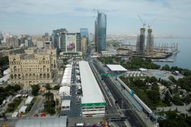 La Fórmula 1 se adentra en territorio desconocido con el nuevo circuito urbano de Bakú