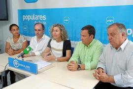 El PP de Sant Josep cree que los socialistas son «ineptos» para gobernar el municipio